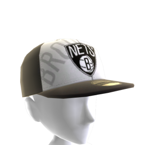 Nets Fitted Cap