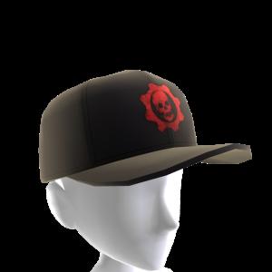 Crimson Omen Baseball Cap