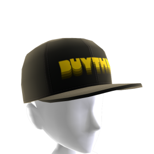 Buy This Cap - Yellow