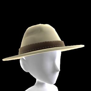 Chapeau de garde forestier