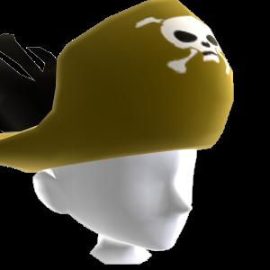LeChuck Pirate Hat