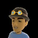 Steampunk Bowler Hat