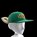 Gorra de orejas de Yoda