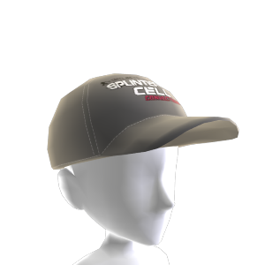 La gorra con el logo de Conviction