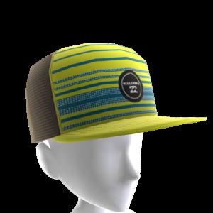 Faderade Trucker Hat - Yellow