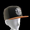 Element Knutsen Hat - Gray
