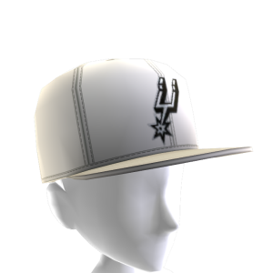 San Antonio White Cap