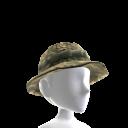 Sombrero de camuflaje
