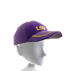 LSU Baseball Cap