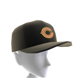 Bears Gold Trim Cap