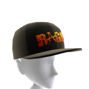 RAGE Logo Hat