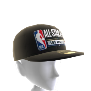 2018 NBA All-Star Game Hat - Black