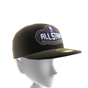 2017 All-Star Game Cap - Black