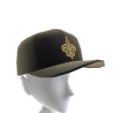 Saints Gold Trim Cap