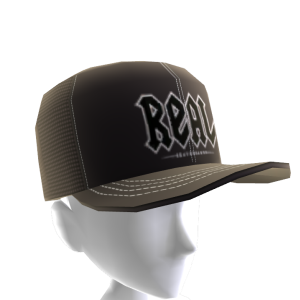Real - Deeds Trucker Hat