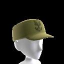 Gorra militar de Halo