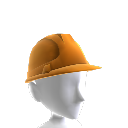 Holzfällerkostüm-Helm