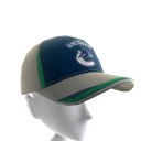 Vancouver Canucks FlexFit-Kappe
