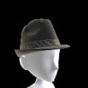 ACOUSTIC FEDORA HAT