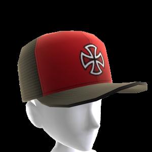Painted Mesh Cap