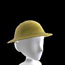 イギリス兵のヘルメット