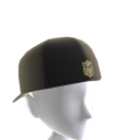 Saints Gold Shield Cap