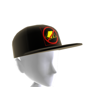 Epic No Camping Hat