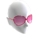 Lunette solaires «Rose»