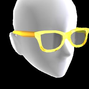 Sunglasses Chrome Gold