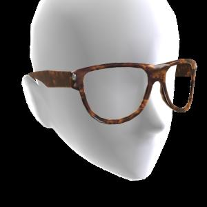 Round Glasses - Tortoise