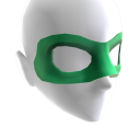 Green Lantern-Maske (Hal Jordan)