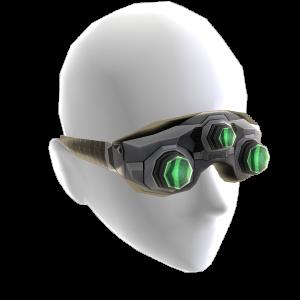 Sonar-Brille