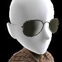 Flieger-Sonnenbrille