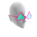 Óculos escuros da Dare