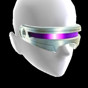 Silver Visor