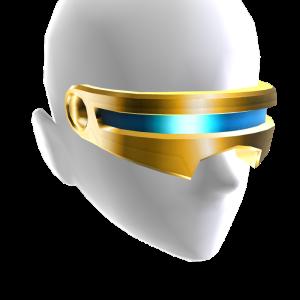 Golden Visor