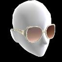 Opal-Sonnenbrille