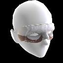 Máscara del Renacimiento 1