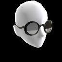 Half Tint Sunglasses