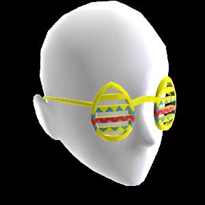 Gafas de huevo