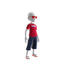 TWIZZLERS 2015 Avatar Outfit - Male