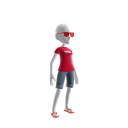 TWIZZLERS 2015 Avatar Outfit - Female