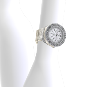 Bling Watch - Ice