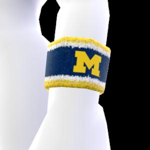 Michigan Wristband