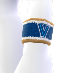 Villanova Wristband