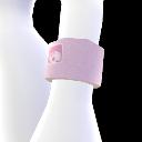 Pink Sweatband