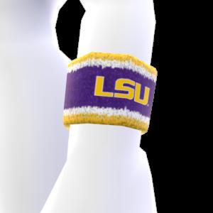 LSU Wristband