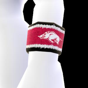 Arkansas Wristband