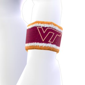 Virginia Tech Wristband