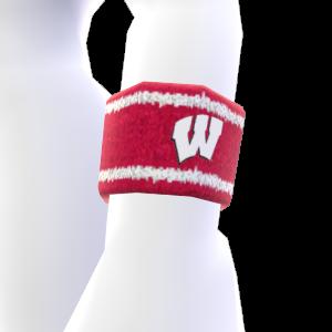 Wisconsin Wristband